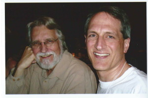 Lou with Neale Donald Walsch