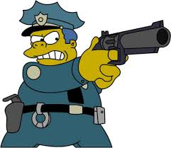 Simpson's police chief