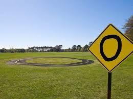 driving circle